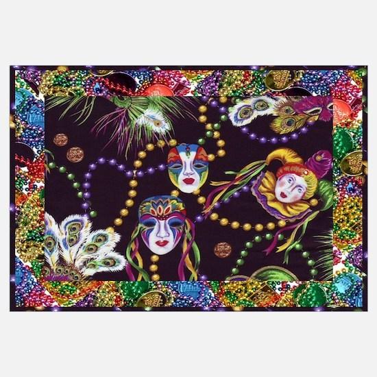 Mardi Gras Wall Art | CafePress