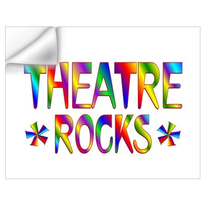Theatre Wall Decal