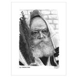 Rebbe Wrapped Canvas Art