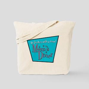 Mom's Diner Breast Milk Tote Bag