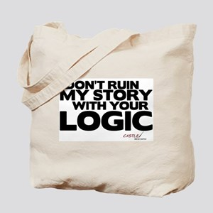 My Story... Your Logic Tote Bag