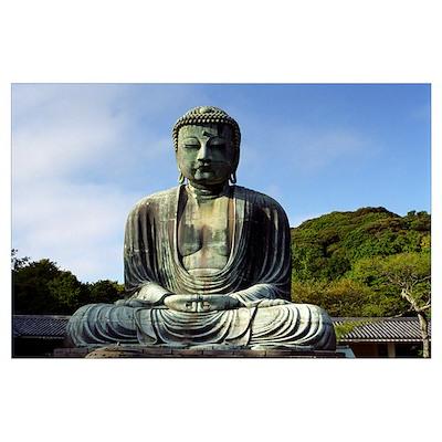 Great Buddha Poster