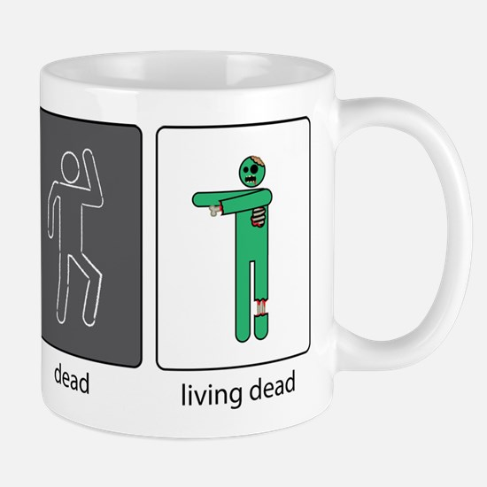 The Three Stages of Life Mug
