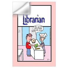 (Librarian) Wall Decal