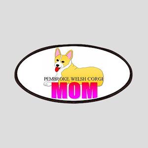 Pembroke Welsh Corgi Mom Patches