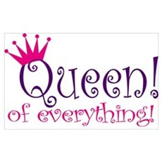 Queen of Everthing! Poster
