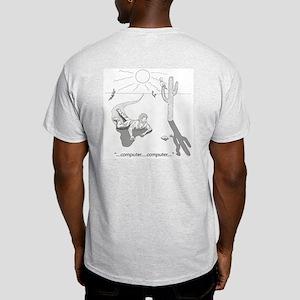 Desert Survival: Computer Light T-Shirt