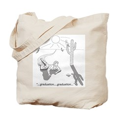 Survival: Graduation Tote Bag