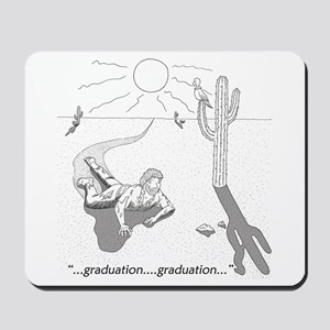 Survival: Graduation Mousepad