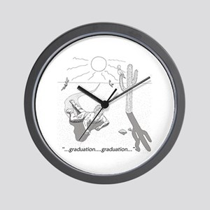 Survival: Graduation Wall Clock