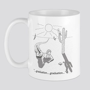 Survival: Graduation Mug
