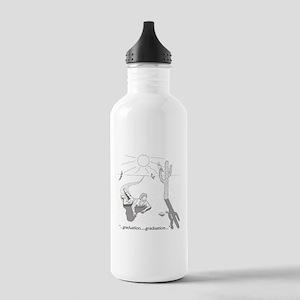 Survival: Graduation Stainless Water Bottle 1.0L