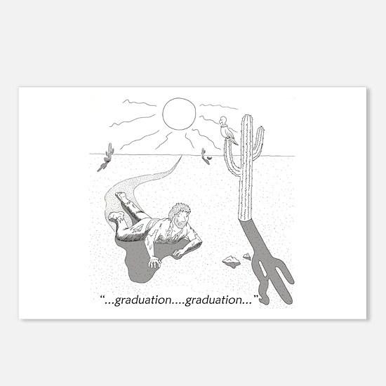 Survival: Graduation Postcards (Package of 8)
