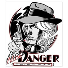 Nick Danger Poster