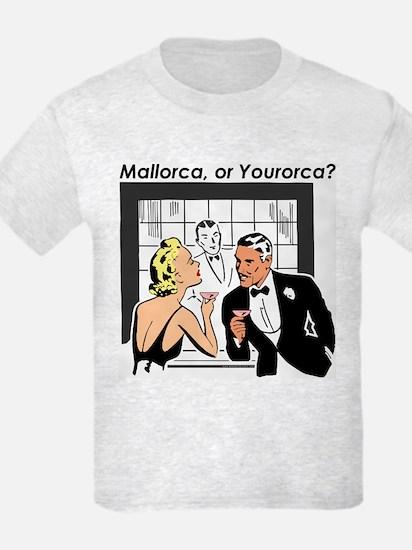 Mallorca Little Person's Light T-Shirt