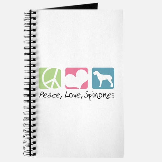 Peace, Love, Spinones Journal