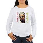Amilcar Cabral Women's Long Sleeve T-Shirt