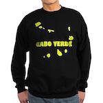 Cabo Verde Islands Sweatshirt (dark)
