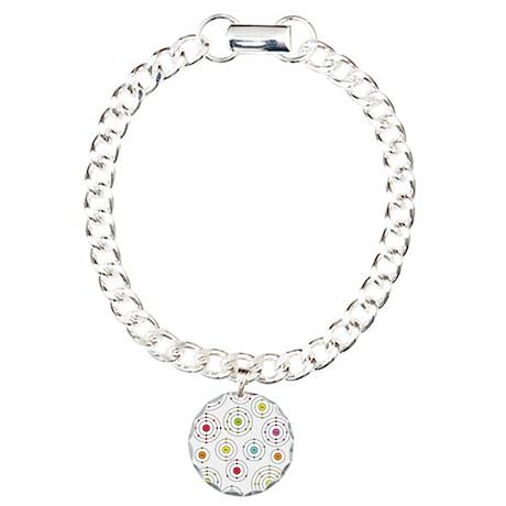 Periodic Shells Charm Bracelet, One Charm