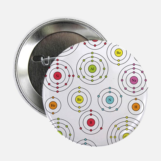 "Periodic Shells 2.25"" Button (10 pack)"