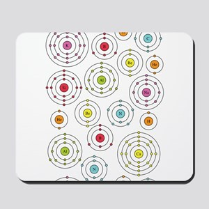 Periodic Shells Mousepad
