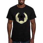 Cabo Verde Emblem Men's Fitted T-Shirt