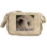 21st Birthday Gifts, Westie T Messenger Bag