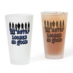 Good Looking 21, 21st Drinking Glass
