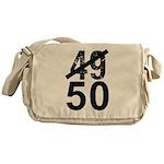 Great 50th Birthday Messenger Bag