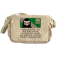 Grim View Messenger Bag