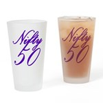 Nifty Fifty, 50th Drinking Glass