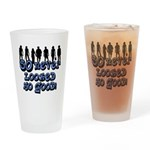 Good Looking 50, 50th Drinking Glass
