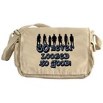 Good Looking 50, 50th Messenger Bag