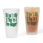 50 Isn't Old, 50th Drinking Glass