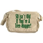 50 Isn't Old, 50th Messenger Bag