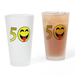 50 Drinking Glass