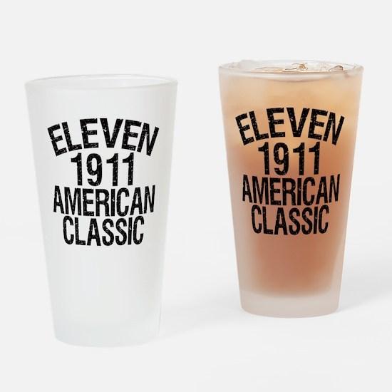1911, 100th Birthday Drinking Glass