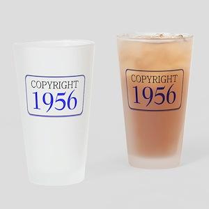 1956 Drinking Glass