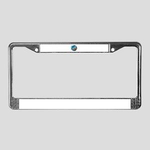 California - Malibu License Plate Frame