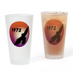 Eagle 1972 Drinking Glass