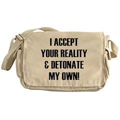 Mythbusters Messenger Bag
