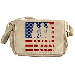 Stars & Stripes Forever Messenger Bag