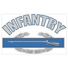 INFANTRY Canvas Art