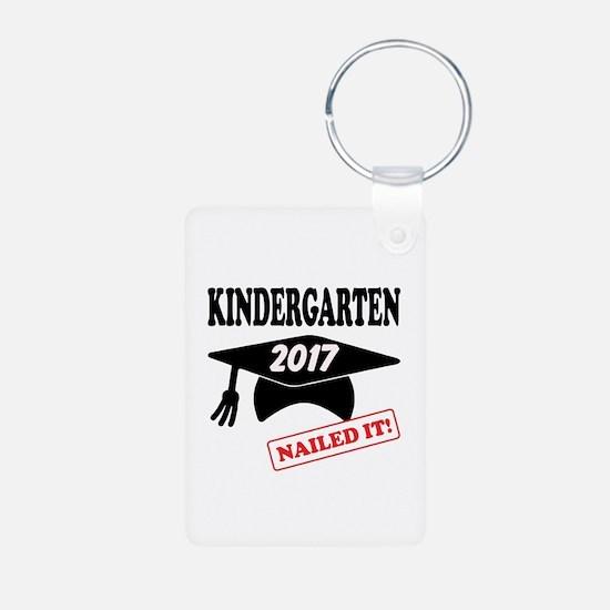 Custom Kindergarten Nailed Keychains