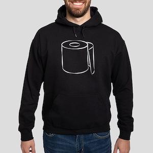 Toilet Paper Hoodie (dark)