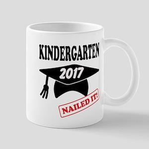 Custom Kindergarten Nailed It Mug