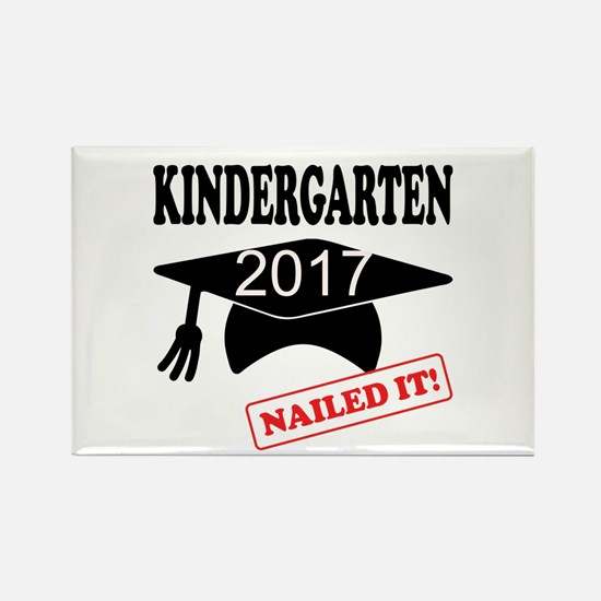 Custom Kindergarten Na Rectangle Magnet (100 pack)