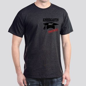 2017 Kindergarten Nailed It Dark T-Shirt