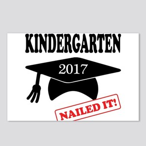 2017 Kindergarten Nailed Postcards (Package of 8)