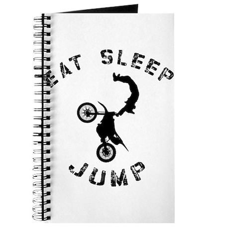 Eat Sleep Jump FMX Journal